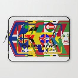 Traffic 01 Laptop Sleeve