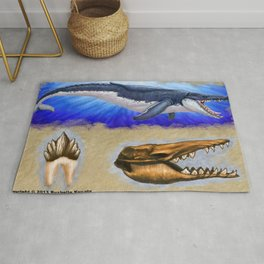 Basilosaurus Rug