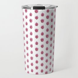Splendid English Roses Travel Mug