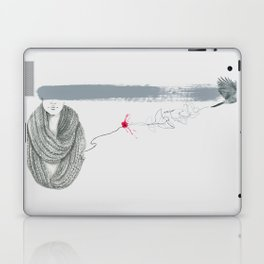 universal traveler Laptop & iPad Skin