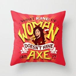 Rosa Throw Pillow
