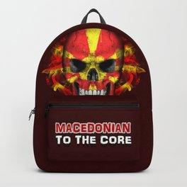 To The Core Collection: Macedonia Backpack
