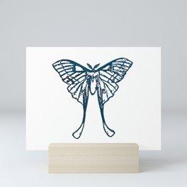 Actius luna Mini Art Print
