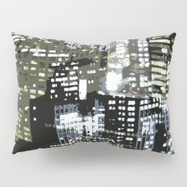 Night City 1 Pillow Sham