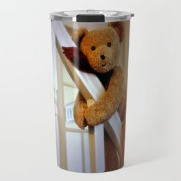 Caught in the Act! Travel Mug