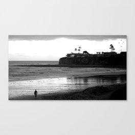 Tourmaline Surf Park Canvas Print