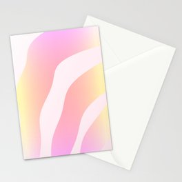 Pastel Design 3 Stationery Cards