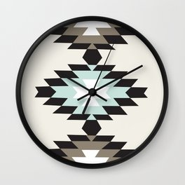 American Native Pattern No. 150 Wall Clock
