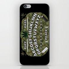 Weedji Board iPhone & iPod Skin
