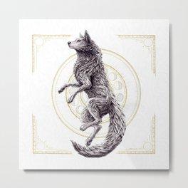 Shades of the moon Metal Print