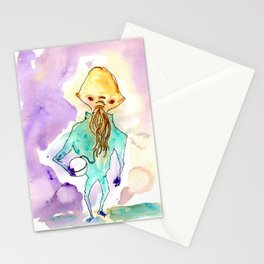 Ood Doodle Stationery Cards