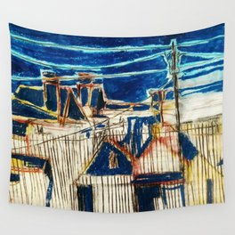 Fortitude Valley Wall Tapestry