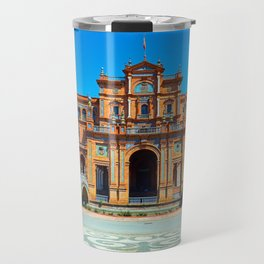 Plaza del Rey Travel Mug