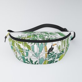 Royal greenhouse Fanny Pack