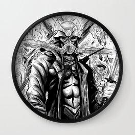 Tengu: Life Times to Hero. Wall Clock