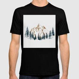 mountain # 4 T-shirt