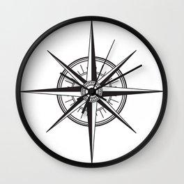 Compas Wall Clock