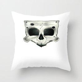 SPONGEBOB SQUARE DEATH PANTS Throw Pillow