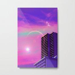 Splendor City Metal Print