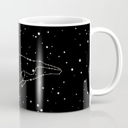 Whale Constellation Coffee Mug