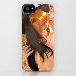 Crisp iPhone Case