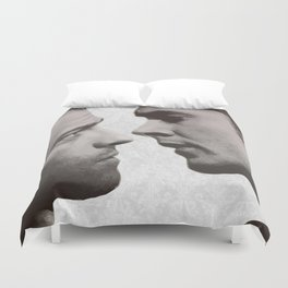 The Profound Bond Duvet Cover