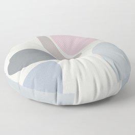Pastel Pebble Zen  Floor Pillow