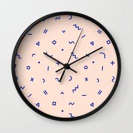 'MEMPHISLOVE' 63 Wall Clock