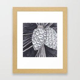 Pining for You Framed Art Print
