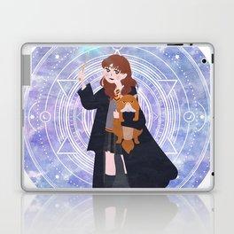 Magic Girl Laptop & iPad Skin