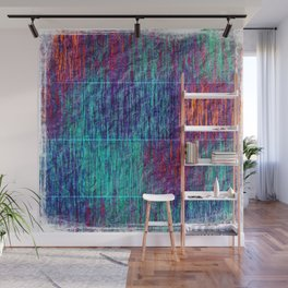 Floating Lines Wall Mural
