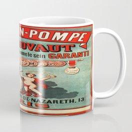 Vintage poster - Biberon-Pompe Coffee Mug