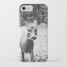 deer. iPhone Case