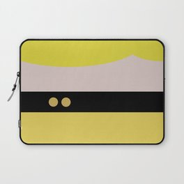 Tasha Yar - Minimalist Star Trek TNG The Next Generation  Lieutenant startrek Trektangles Laptop Sleeve