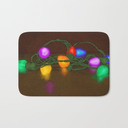 All Lit Up Bath Mat