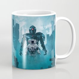 Shadow of the Cyclops Coffee Mug