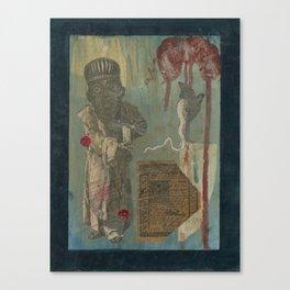"""Medicine Man"" Canvas Print"