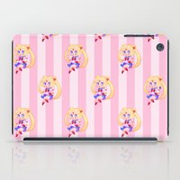 sailor moon iPad Cases featuring Sailor Moon by spookzilla