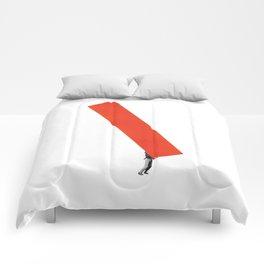 Heavy Construction Comforters
