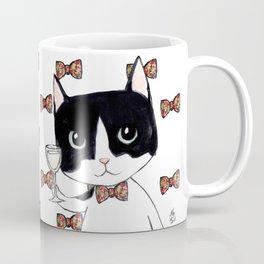 """Casimir"" by Mercredy Lunaris Coffee Mug"