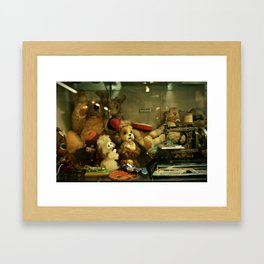 The Abandoned Framed Art Print