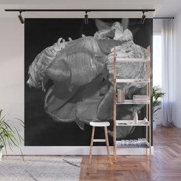 Eros and Death in Black & White Wall Mural
