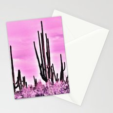 Wild Cactus Stationery Cards