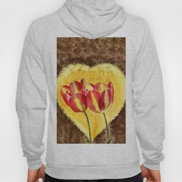 My Heart Always With You Hoody