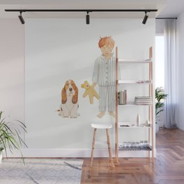 Time For Bed Wall Mural