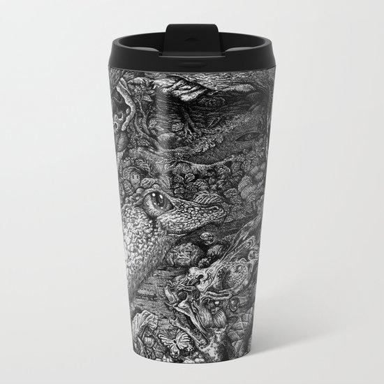 Elements of lives Metal Travel Mug