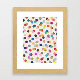 stories 1 Framed Art Print