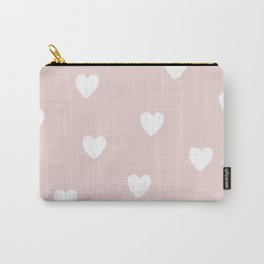 Heart Patter - Baby Pattern Carry-All Pouch