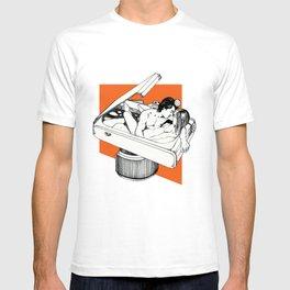 Photography Couple Illustration T-shirt
