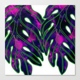 Lau Ulu Design 3 Canvas Print